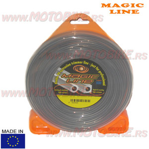 PVC konac fi 4,0x30 m okrugli AGP Magic Line