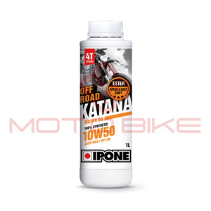 IPONE 4T Katana off road 10W50 1L
