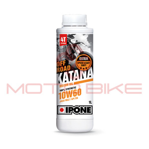 IPONE 4T Katana off road 10W60 1L