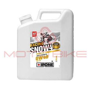 IPONE 4T Snow 4 racing 0W40 4L