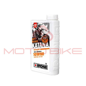 IPONE 4T Katana off road 10W60 2L